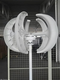 草原专用风力发电机  内蒙新疆风力发电机 小型太阳能发电系统