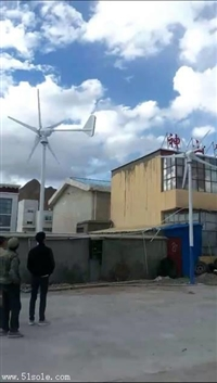 风力发电机滤芯 大连船上专用大型风力发电机 引领中国风电新能源