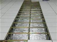 供应赤峰通风送风防静电地板,沈飞地板机房使用地下地上