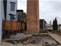 福州烟囱拆除/拆除烟囱诚信公司-拆烟囱工程队