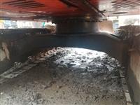 陕西山河二手挖掘机市场