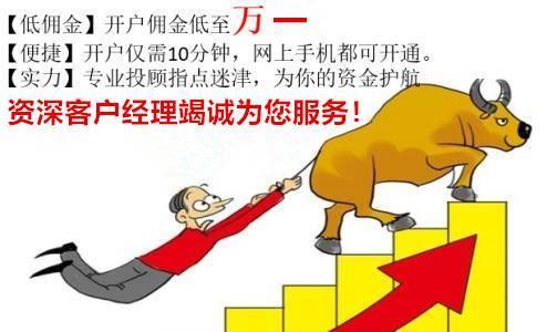 杭州股票开户手续费低到地板价