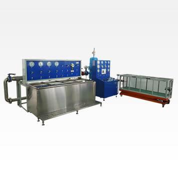 特力得飞机热交换器,与国外设备厂家,同类型产品进行设计