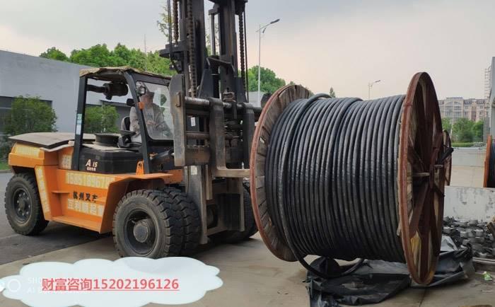 嘉善发电机回收-嘉善高价回收电缆线/专项回收