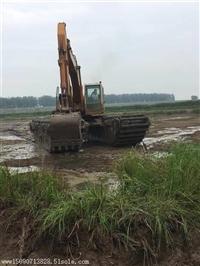 常德水陆挖掘机出租