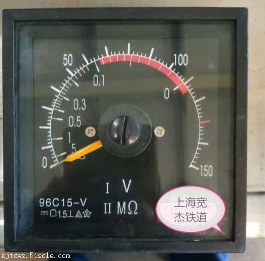 欧姆表96C15-V