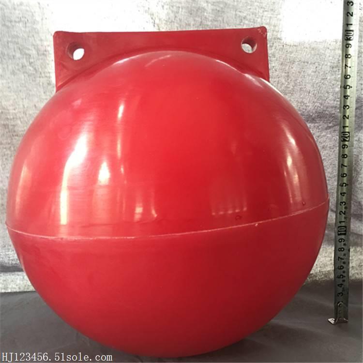 浮球厂家 养殖PE浮球 航道警示浮球 30公分PE浮球