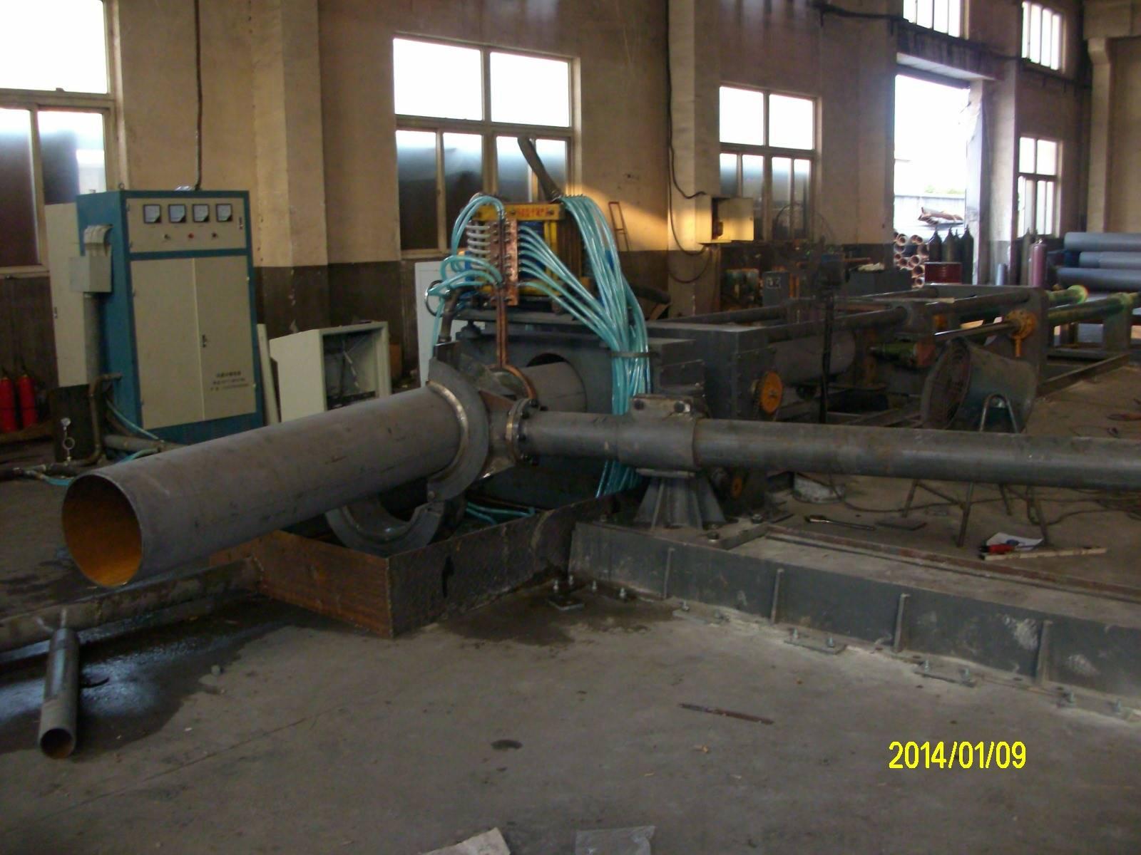 大型弯管机 大型1420中频液压弯管机