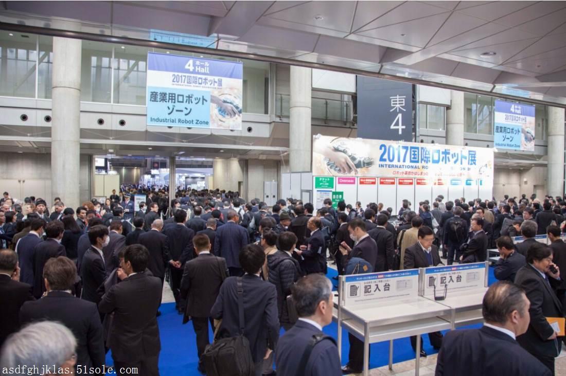 日本展2019日本东京机器人展2019东京工业展2019日本工业机器人展