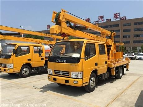 东风福瑞卡12米14米高空作业车