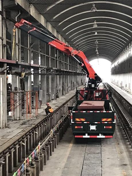 供应各种广州工厂设备搬迁