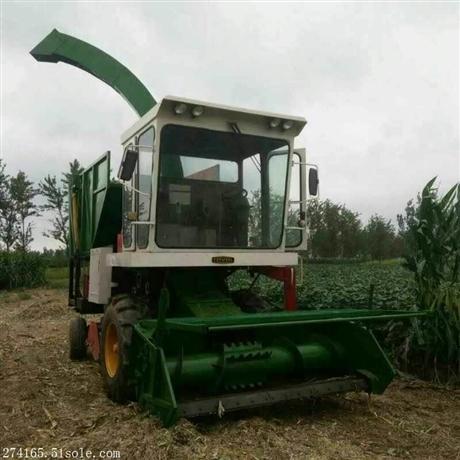 玉米秸秆青储机秸秆