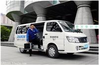 杭州大金自由静压风管式中央空调现在价格如何