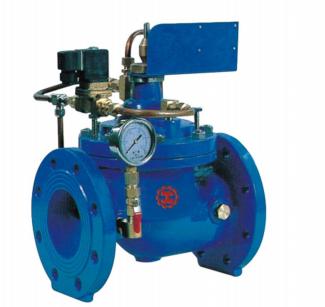自力式压差控制阀水泵控制阀