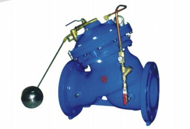 自力式流量平衡阀J145X电动遥控阀