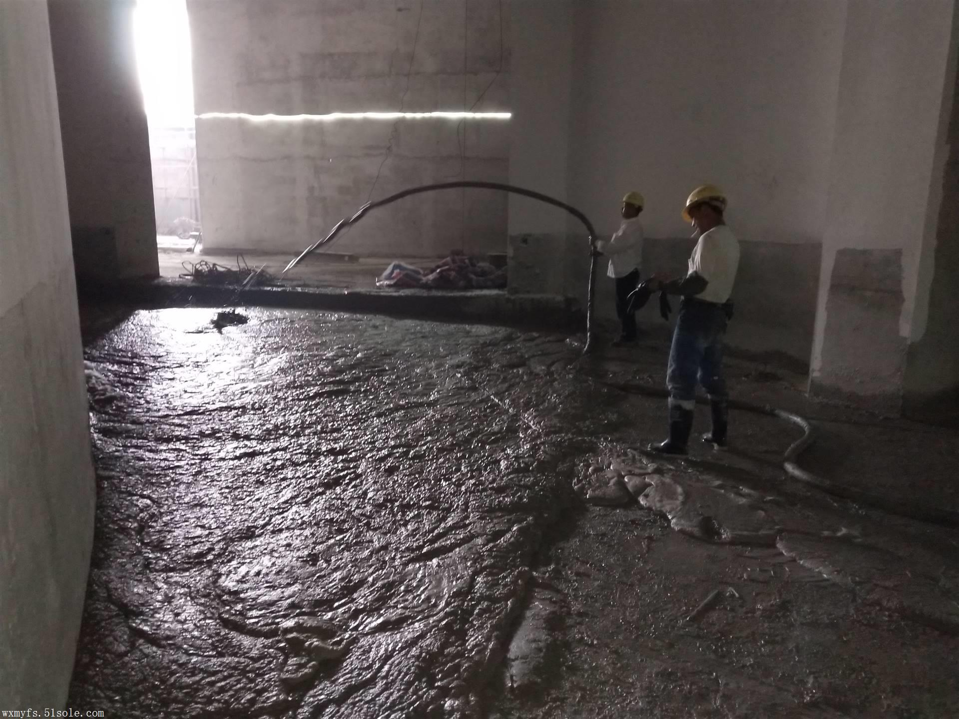 无锡永腾泡沫混凝土荣誉承接无锡万达城泡沫混凝土工程施工