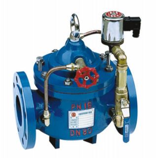自力式流量平衡阀600x型水力流量控制器