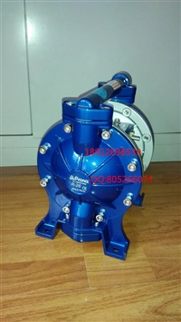 臺灣寶麗氣動雙隔膜泵R-26寶麗prona油漆泵浦涂料隔膜泵