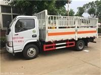 潮州国五蓝牌 1吨东风气瓶运输车卖 4.2米多利卡只卖10万