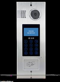 福泰可视楼宇对讲KSCY800BV-ID-CM室外主机