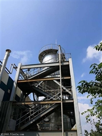转让双效7吨钛蒸发器 钛材质结晶蒸发器销售