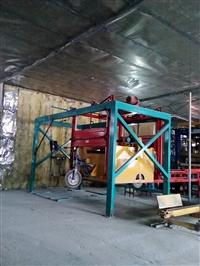 天津建丰砖机厂家、自动叠板机、自动码垛机