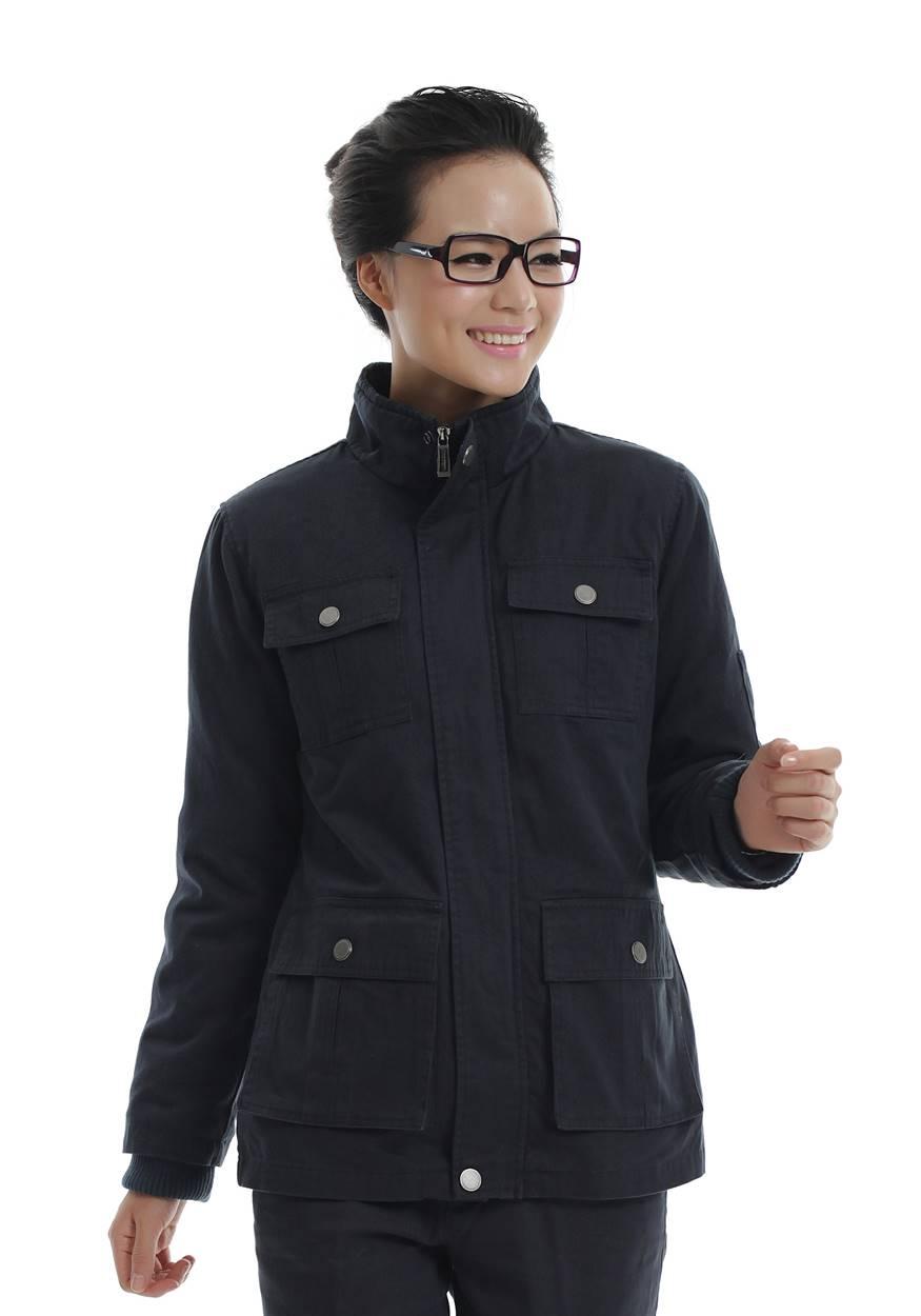 广东冬装工作服定做厂家
