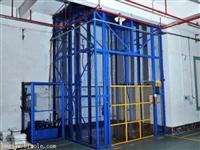 导轨式升降货梯厂供导轨式升降机
