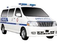金杯紧急救护车