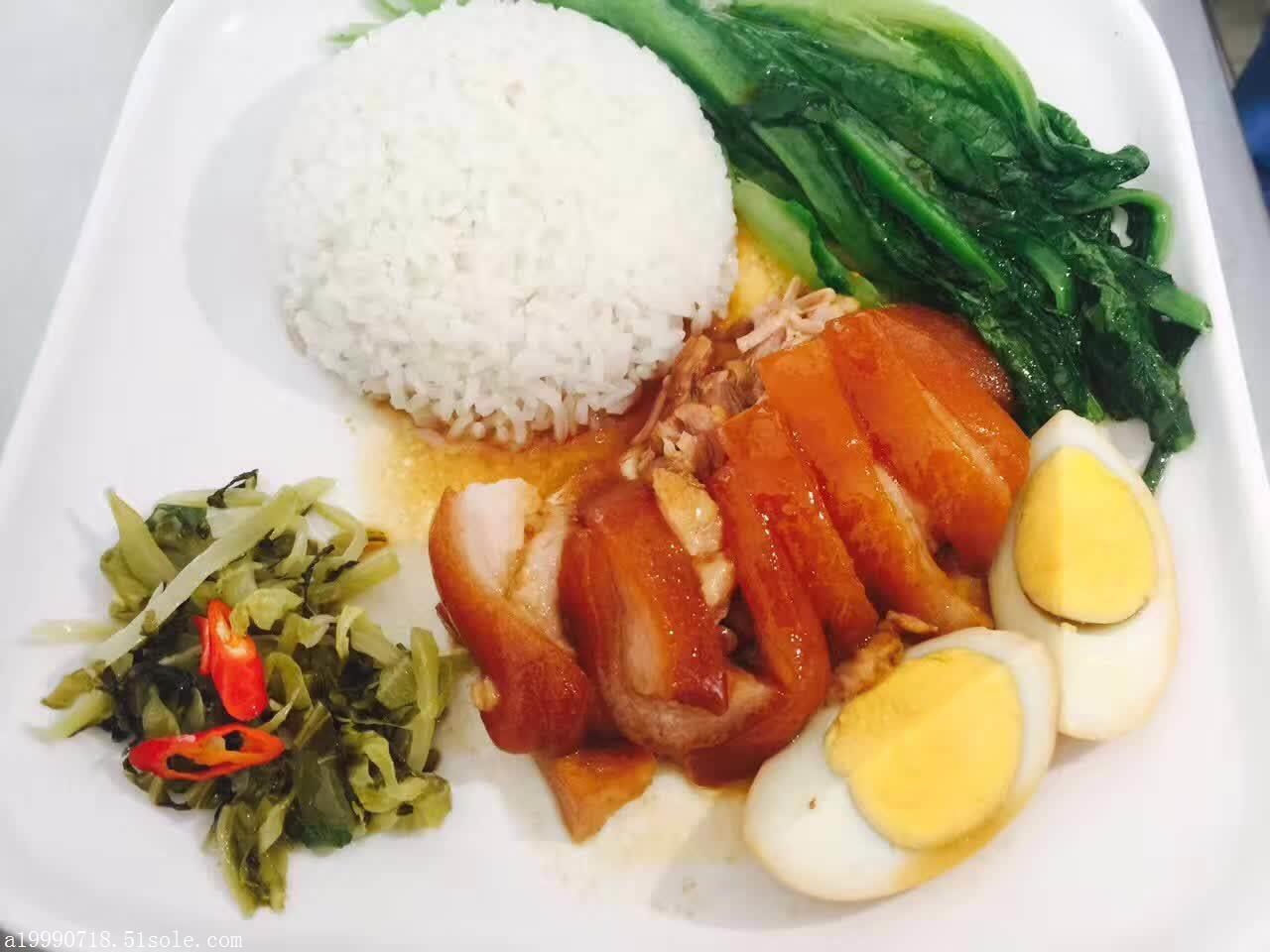 快餐猪脚饭培训班在广州哪里