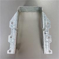 235格栅板梁托连接件厂家-木桁架齿板钉板连接件