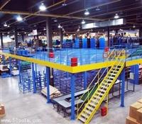 厂家直销 达州仓储货架 阁楼货架 多层货架 达州货架定做