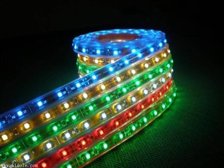 云南昆明RGB全彩LED灯带安装厂家
