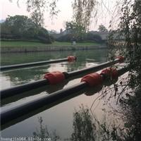 水上软性管道浮子塑料管道浮体价格