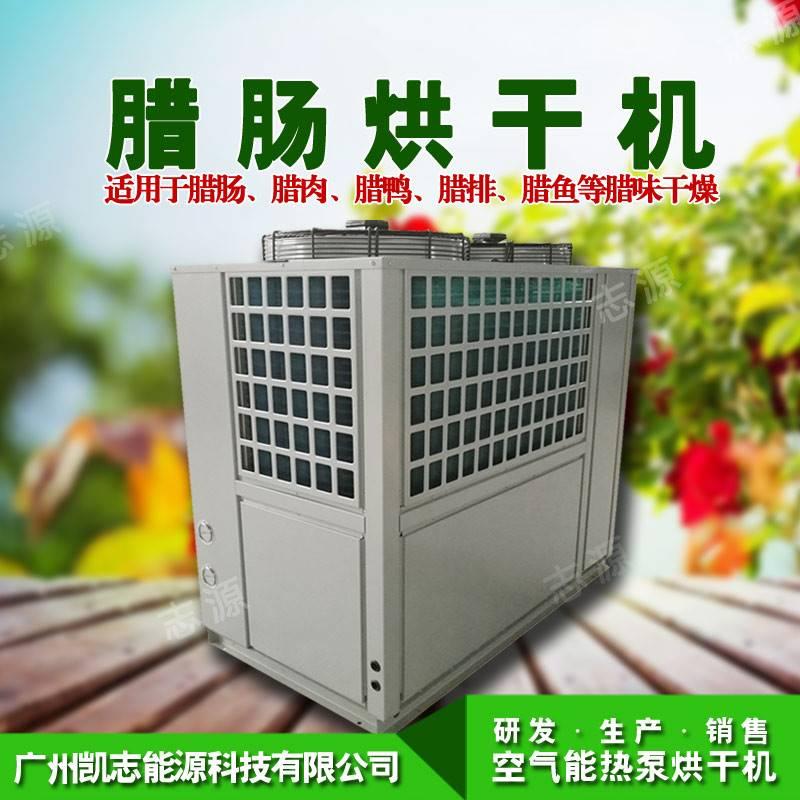 空气能小型腊肠烘干机 香肠腊肠烘干设备批发