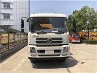 大量供应9.6米高顶前四后四气瓶运输车 15吨东风柳汽我家强