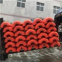 福建航道清淤管线浮子10寸塑料浮筒批发