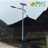 貴州臺江縣6米30瓦太陽能路燈價格