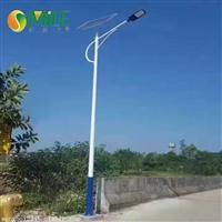 貴州劍河6米7米30瓦太陽能路燈多少錢一套