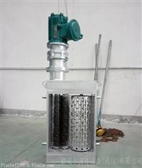 厦门 一体化泵站用 粉碎型格栅除污机