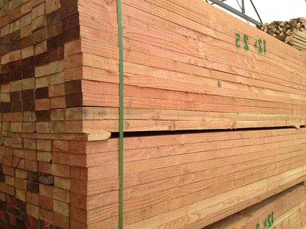 建筑木方特点