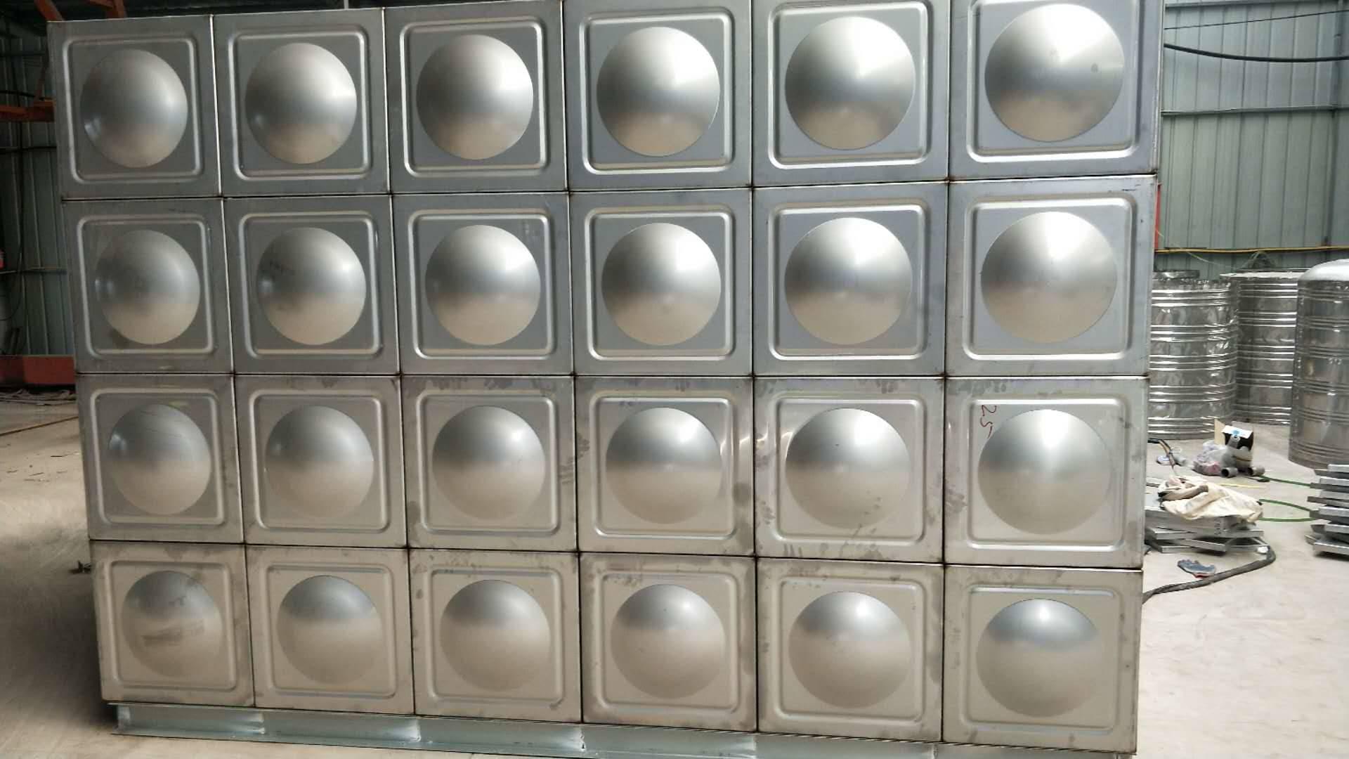 洛阳专业定制水箱 品类多 质量保证 持久耐用