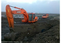 潜江湿地挖掘机出租