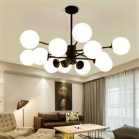 客厅吊灯如何选购 吊灯灯具批发市场