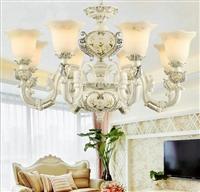 欧式卧室餐厅客厅别墅吊灯灯具