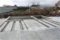 武汉工地清洗平台 渣土车洗轮机