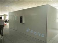 广州步入式高温老化房/广州大型烧机房供应商