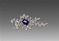 近期蓝宝石胸针上门收购价格