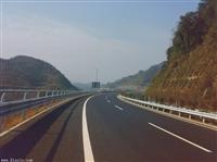 厂家供应广东波形护栏板 阳江高速防撞护栏 乡村公路防护栏