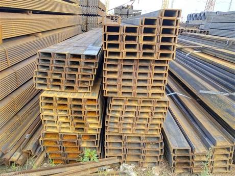大量批发国标槽钢云南钢材批发